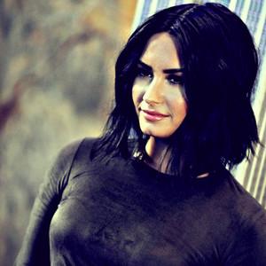 Demi Lovato fã art made por me - KanonKyu