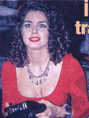 Derya Zerrin Berti - Derya Arbaş ( 1968 - 2003)