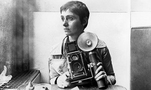 Diane Arbus (March 14, 1923 – July 26, 1971)