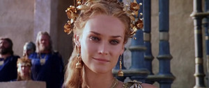 Diane in Troy as Helen