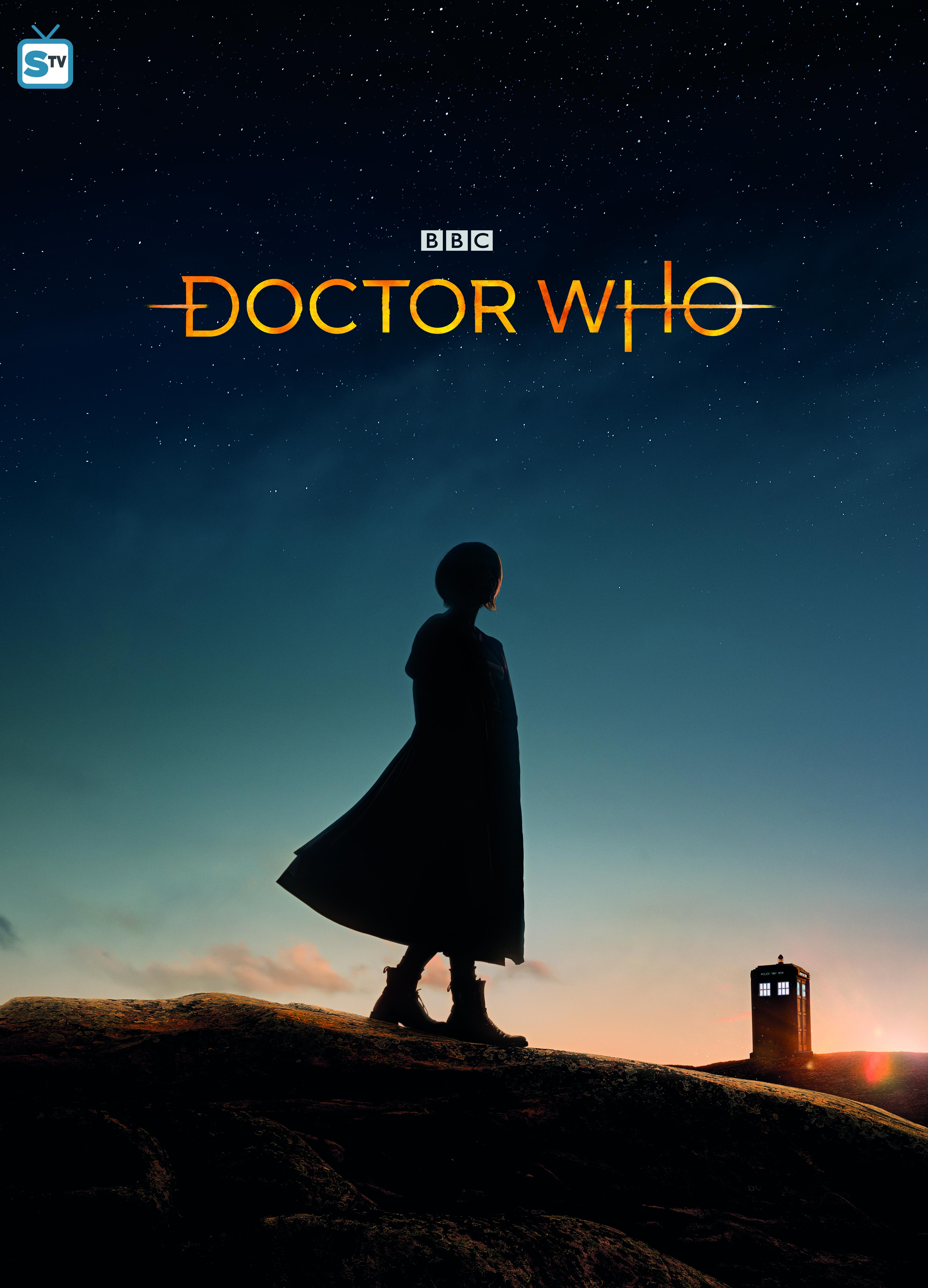 Doctor Who - Series 11 - 13th Doctor Poster