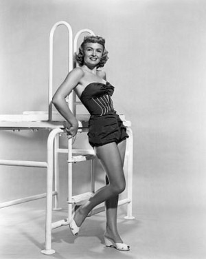 Donna Reed-Donna Belle Mullenger ( January 27, 1921 – January 14, 1986)