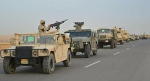 EGYPT ARMY READY FOR WAR