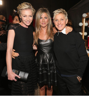 Ellen Jennifer and Portia