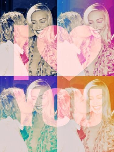 Ellen DeGeneres 바탕화면 called Ellen and Portia
