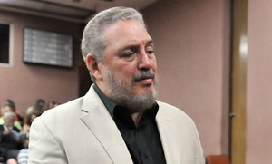 Fidel Ángel Castro Díaz-Balart (September 1, 1949 – February 1, 2018)