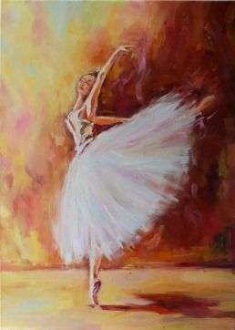Fine Art Ballerina