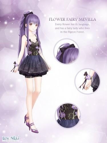 Liebe Nikki - Dress Up Queen Bilder blume Fairy Mevilla HD ...