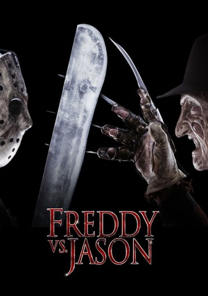 Freddy vs Jason Poster