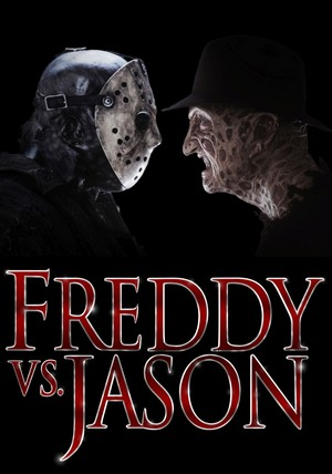 Freddy vs Jason Poster