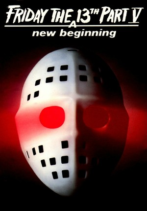 Friday the 13th Part 5: A New Beginning Poster