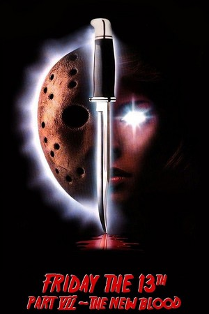 Friday the 13th Part 7: The New Blood Poster