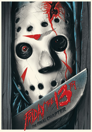 Friday the 13th: The Final Chapter Poster