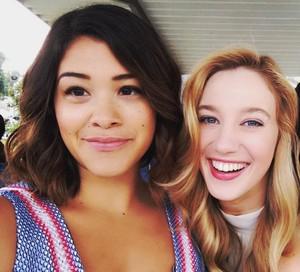Gina & Yael