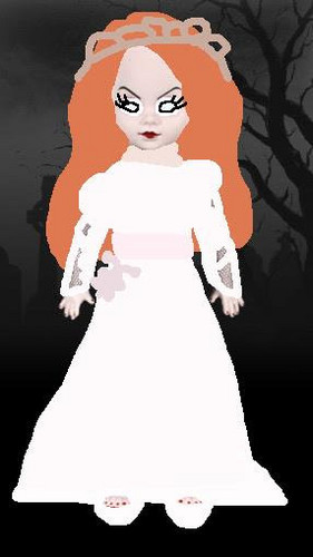 Living Dead boneka wallpaper called Giselle