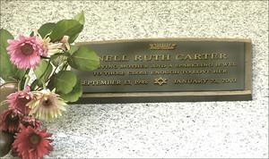 Gravesite Of Nell Carter