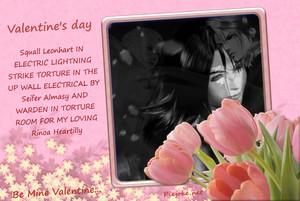 HAPPY VALENTINES দিন Squall Leonhart DEAD