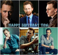 Happy Birthday Tom...February 9, 1981  - tom-hiddleston photo
