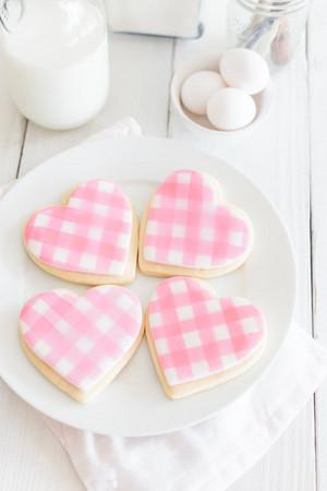 심장 쿠키