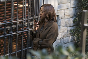"""How to Get Away with Murder """"Ask him about Stella"""" (4x12) promotional picture"""