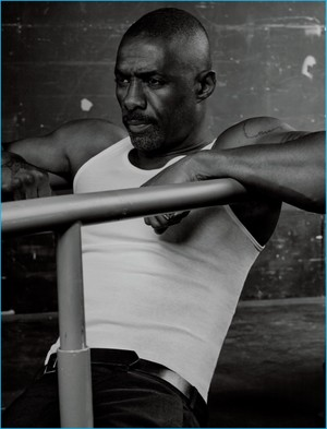 Idris Elba 2016 Photoshoot Interview Magazine