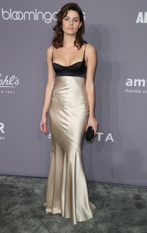 Isabeli Fontana at Amfar Gala 2018 in New York [February 7, 2018]
