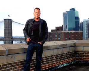 Jack Bauer Season 8 24 Brick Background  Love