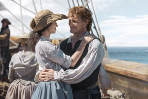 Jamie and Claire 10