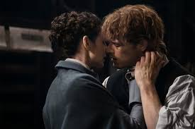 Jamie and Claire 3