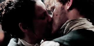 TV-Paare Hintergrund entitled Jamie and Claire 5