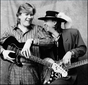 Jeff Healey And Stevie 線, レイ Vaughan