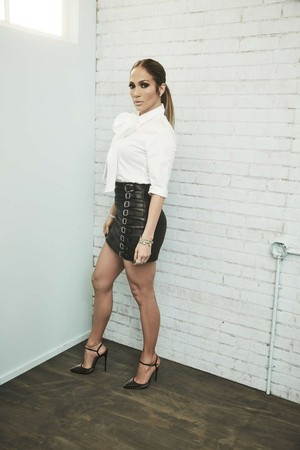 Jennifer Lopez দ্বারা Maarten de Boer [2018 Photoshoot]