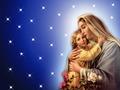 Jesus and his Mother - jesus fan art