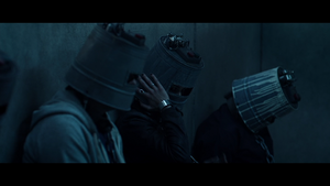Jigsaw ~ Bucket Room trap