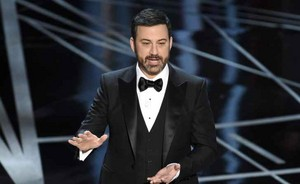Jimmy Kimmel 89th Academy Awards