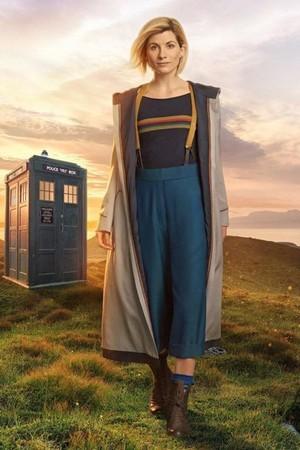 Jodie Whittaker, The Thirteenth Doctor