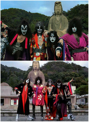 Kiss ~Kyoto, Japan…March 27, 1977
