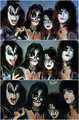KISS (NYC) April 9, 1976 - kiss photo