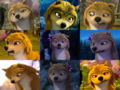 Kate's wtf Faces - kate-from-the-movie-alpha-and-omega fan art