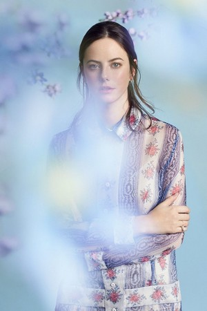 Kaya Scodelario at Marie Claire UK Photoshoot