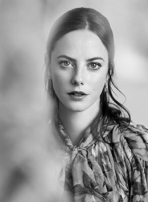 Kaya Scodelario at Marie Claire UK Photoshoot