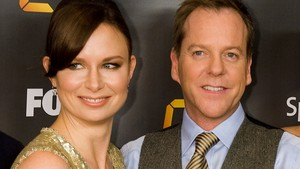 Kiefer Sutherland and Mary Lynn Rajskub 24 Season 7 Picture