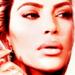 Kim Kardashian for Vogue Beauty