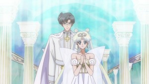 King Endymion and Neo Queen Serenity