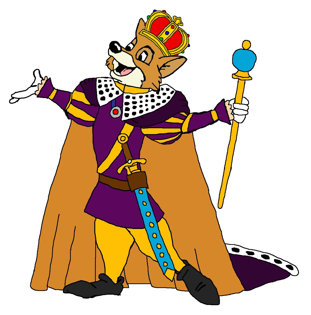 King Robin Hood