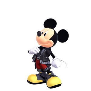 Kingdom Hearts 3 Mickey