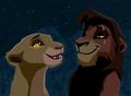 Kovu and Kiara Fanart