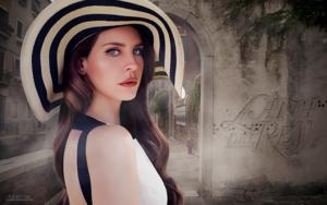 Lana Del Rey দেওয়ালপত্র