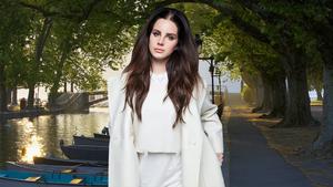 Lana Del Rey karatasi la kupamba ukuta