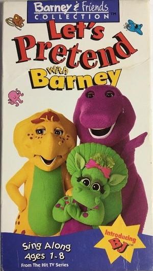 Barney and Friends: Season Two Cast - Barney & Friends Photo